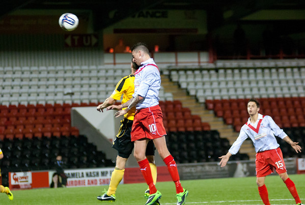Airdrie V Livingston (0.2) 27 8 13